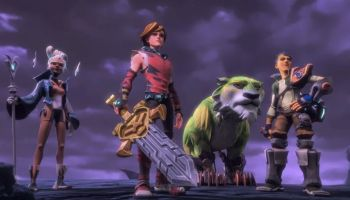 Primer trailer de He-Man and the Masters of the Universe