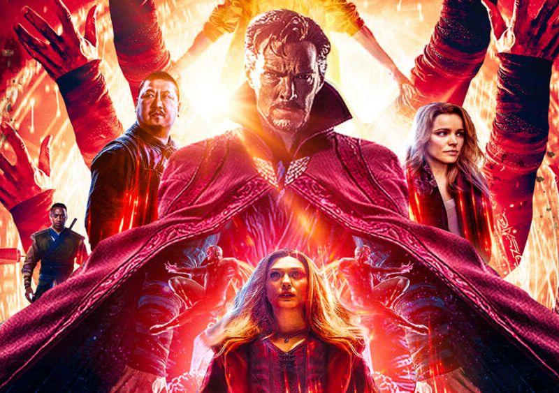 Man Thing en Doctor Strange 2
