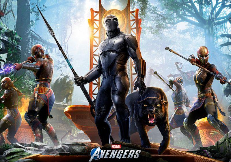 Evento de Black Panther en Marvels Avengers