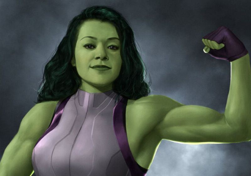 nuevo arte de She-Hulk
