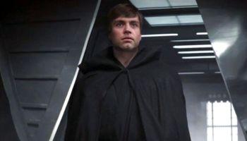 ocultar el cameo de Luke Skywalker en 'The Mandalorian'