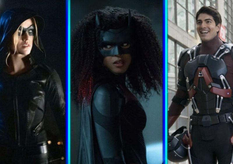 Héroes en el próximo crossover de Flash
