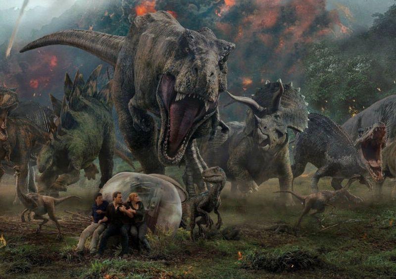 primeros detalles de Jurassic World Dominion