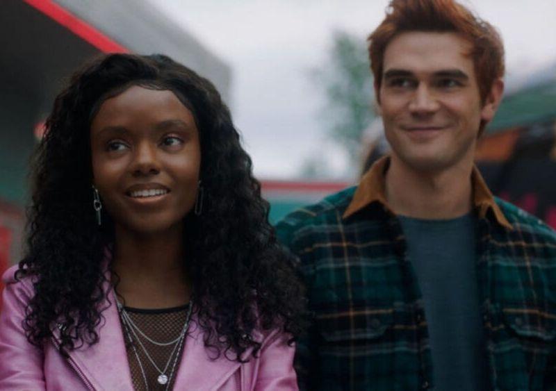 Pussycats en la quinta temporada de 'Riverdale'