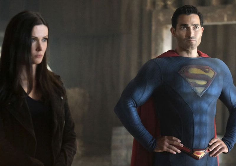 Tayler Buck aparecerá más en Superman & Lois