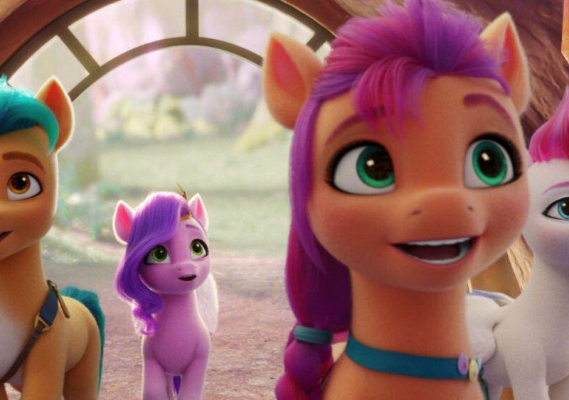 trailer de 'My Little Pony A New Generation'