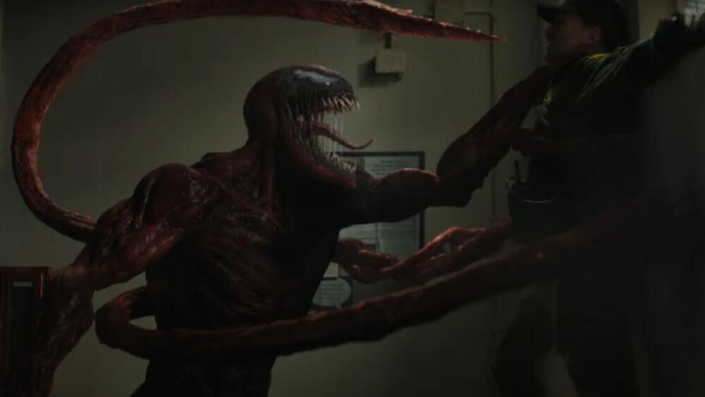 Nuevo trailer de 'Venom: Let There Be Carnage' revela la transformación de Cletus Kasady