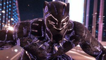 video de las grabaciones de Black Panther 2