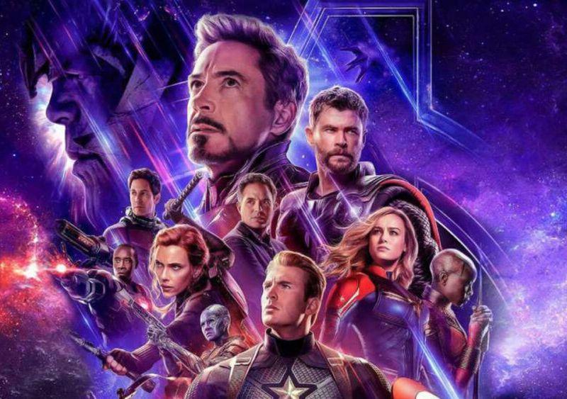 cuatro nuevas películas de Marvel Studios
