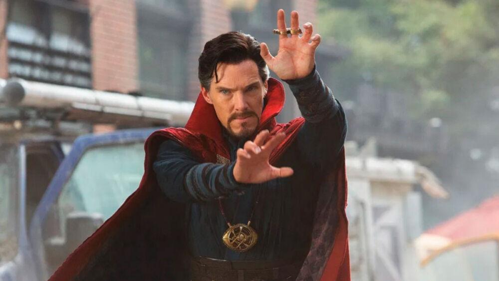 Benedict Cumberbatch habló de la demanda de Scarlett Johansson