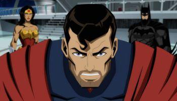 Fecha de estreno de la película animada de Injustice