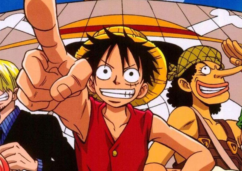 logo del live-action de 'One Piece'