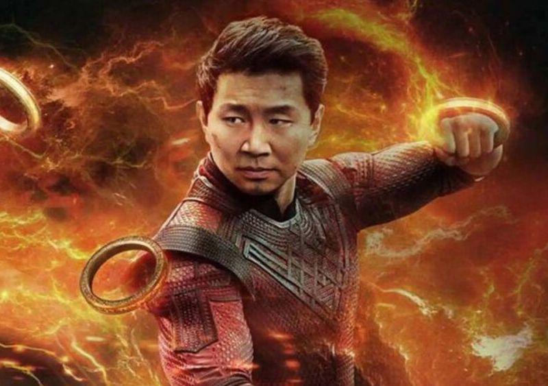 presentación de Shang-Chi en la Comic-Con