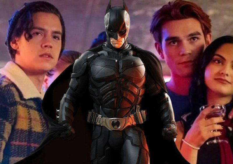 referencia de Batman en 'Riverdale 5'