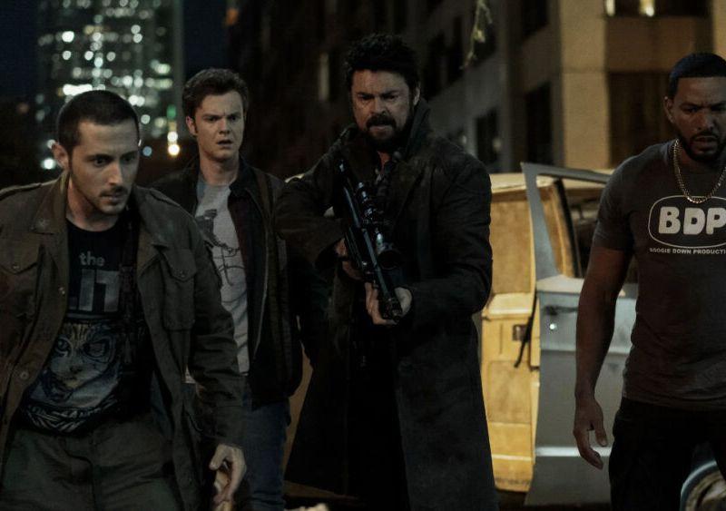 Elenco de la tercera temporada de The Boys hace el ridículo en fotos