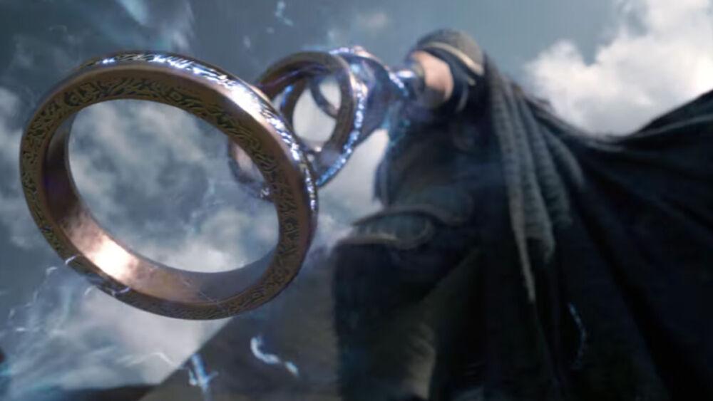 Historia de the Ten Rings