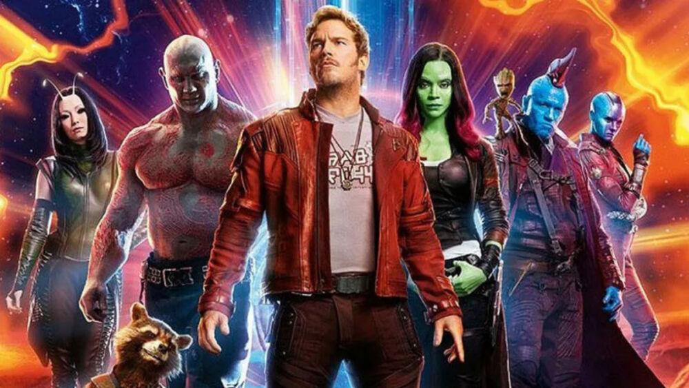 cast de Guardians of the Galaxy vol 3