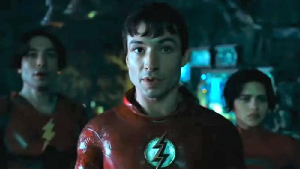 Dos Barry Allen
