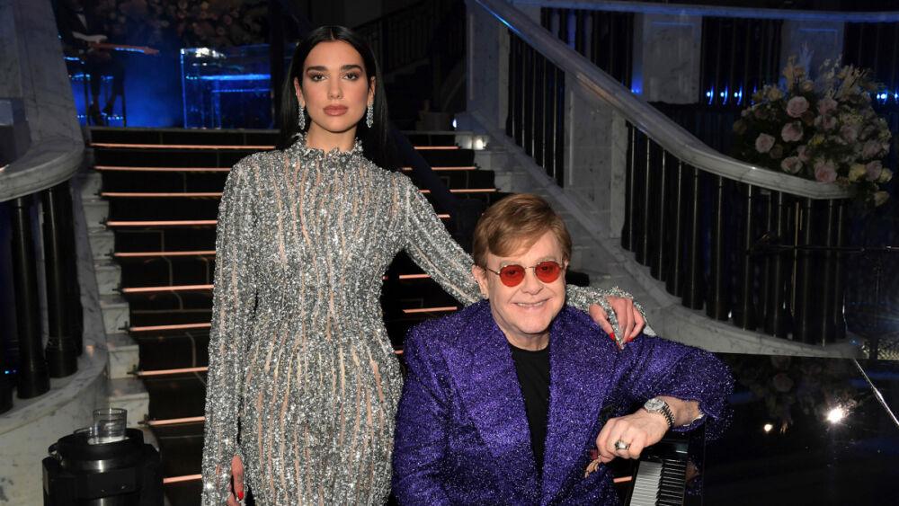 Elton John ha lanzado The Lockdown Sessions