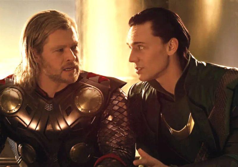 escena eliminada de Loki