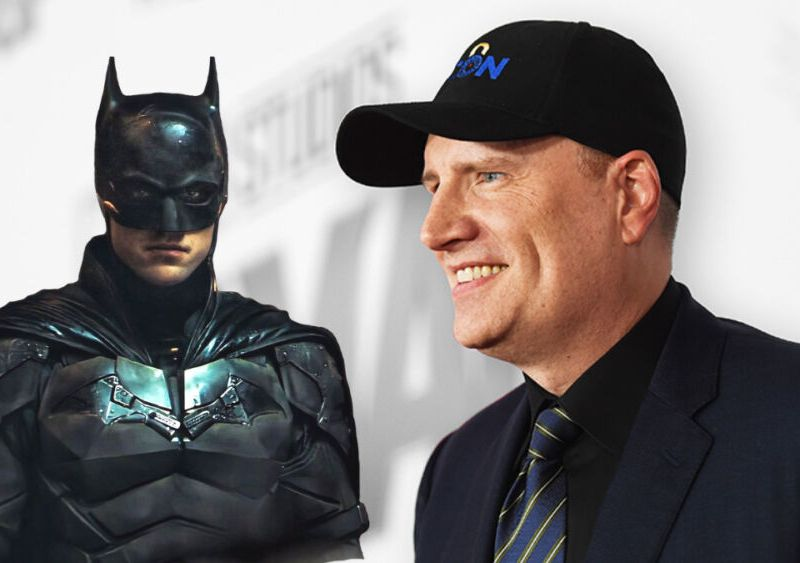 Kevin Feige opinó sobre el trailer de The Batman