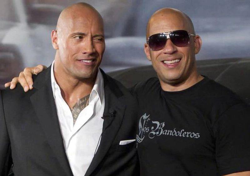 Ludacris habló del conflicto entre The Rock y Vin Diesel