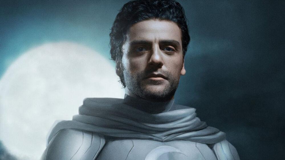 Oscar Isaac en Moon Knight