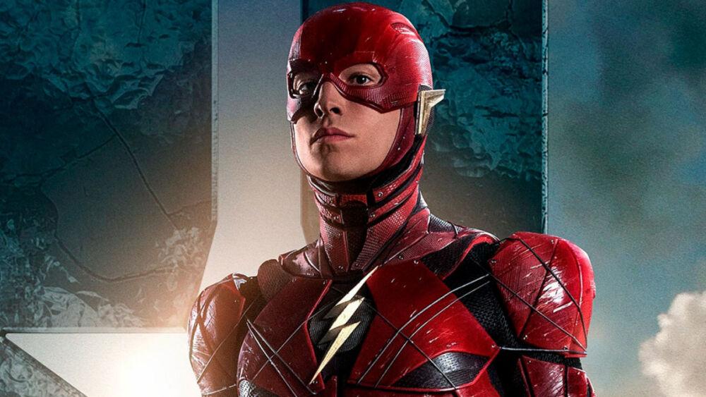 parte de la producción de The Flash ya terminó