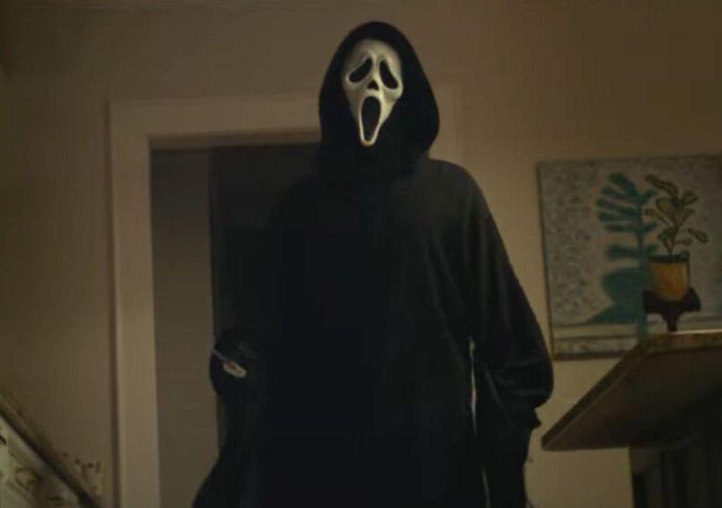 primer trailer de Scream