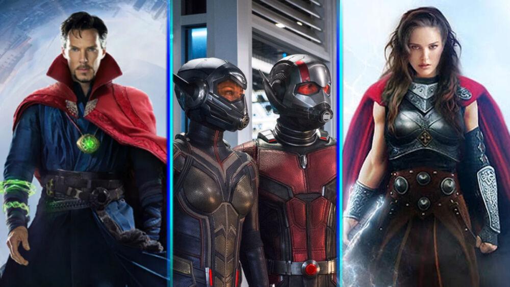 retrasan películas de Marvel