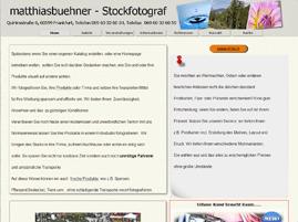 Matthias Bühner-Stockfotograf