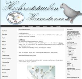 HOCHZEITSTAUBEN-SERVICE WILHELM