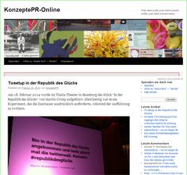 KonzeptePR online