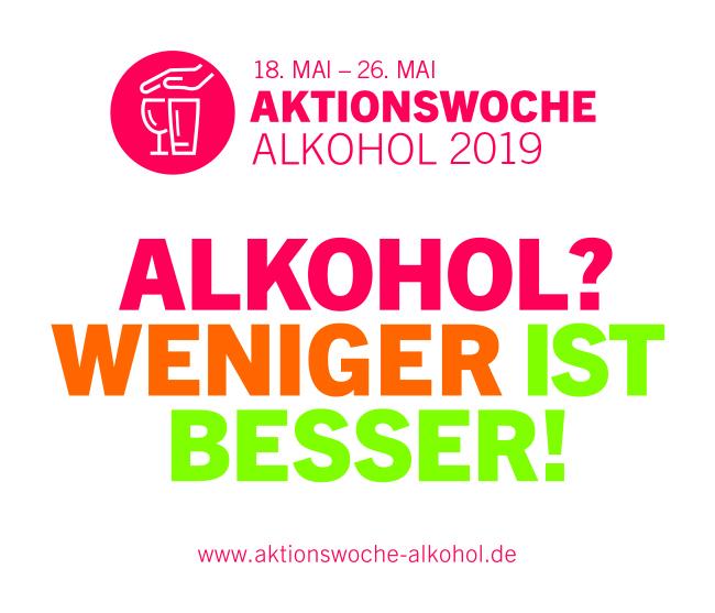 Aktionswoche Alkohol –viele Organisationen wie die Guttempler helfen dabei mit, die Woche zu ermöglichen