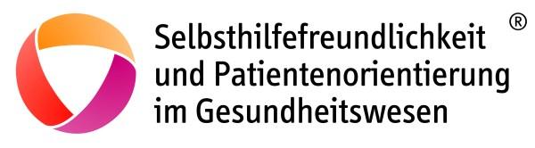 Logo - Selbsthilfefreundlichkeit und Patientenorientierung im Gesundheitswesen