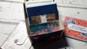Box für Geburtstagskarten