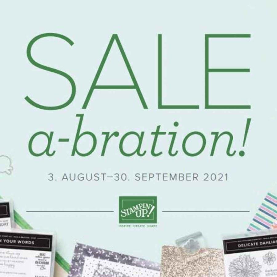 Sale-A-Bration 2021 - Teil 2