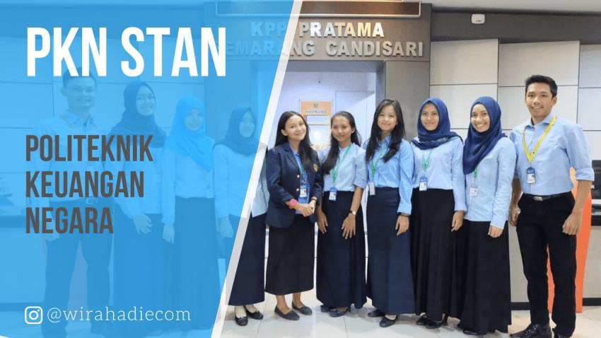 pkn stan - Keunggulan Sekolah Kedinasan