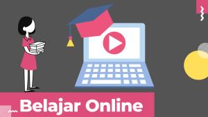 Contoh Laporan Belajar Online Matematika
