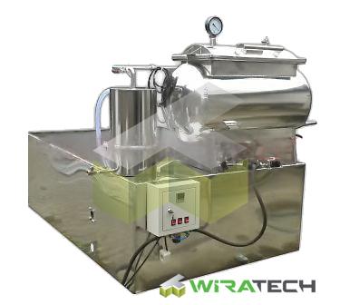 mesin pengolah makanan ringan