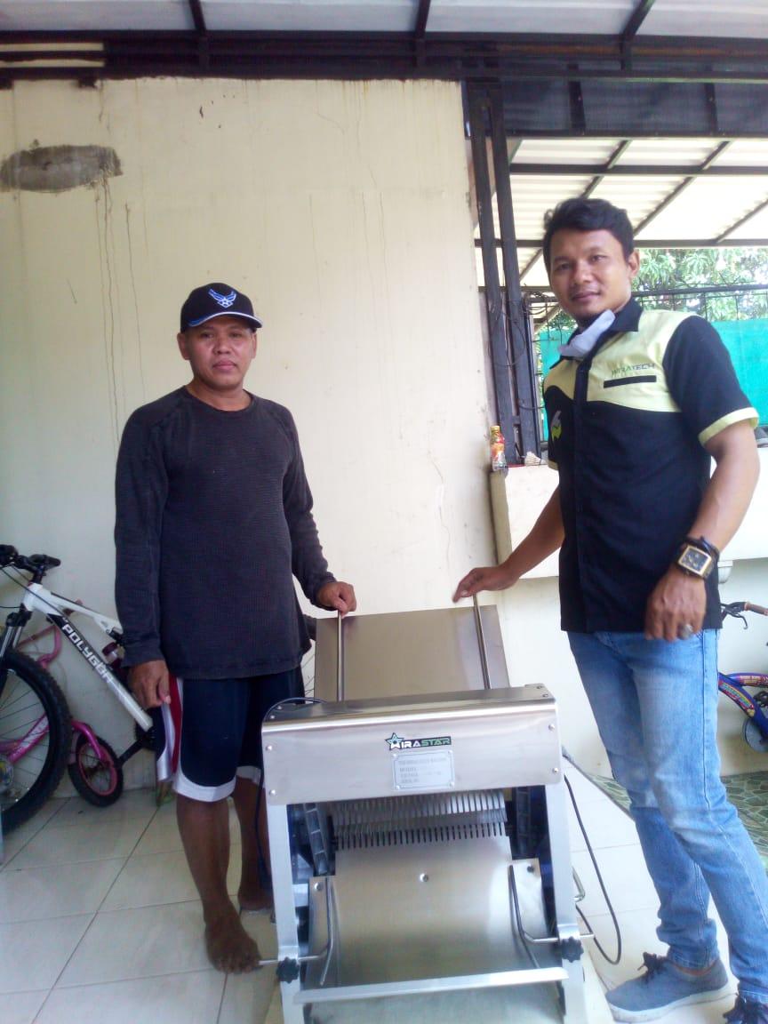 10. Pak Hardi Seto - Tambun Bekasi - Bread Slicer BSC-31 - 30 September 2020