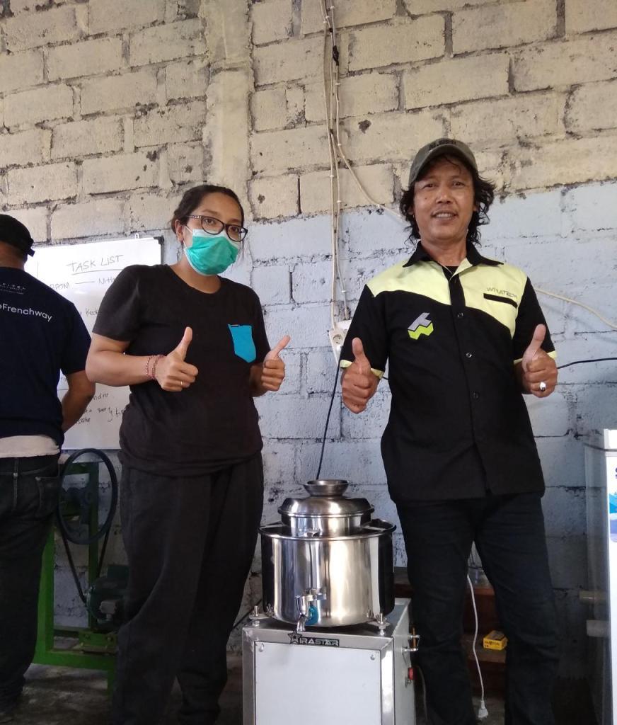3. Ibu Chandra - Denpasar - Meat Mixer MMX-R22 - 14 September 2020