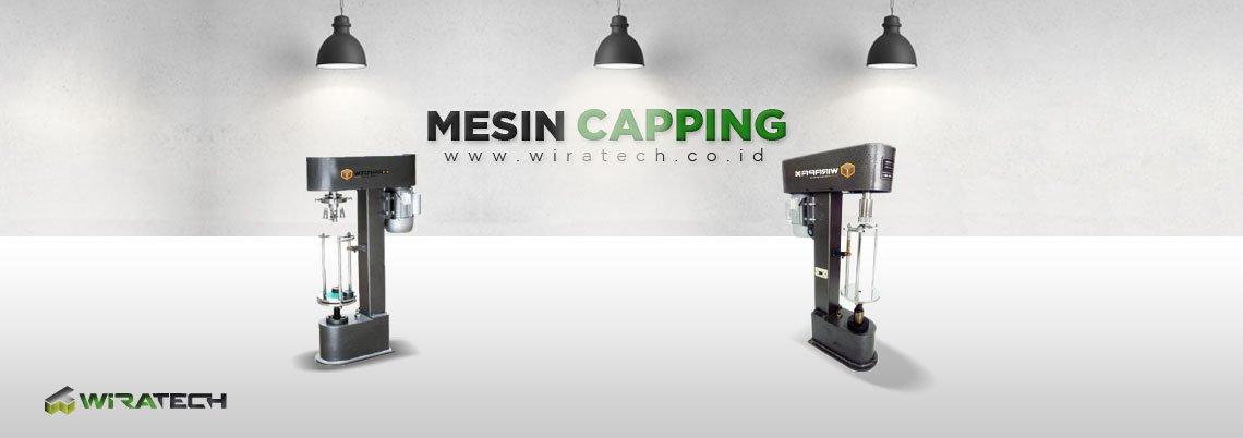 Mesin Capping