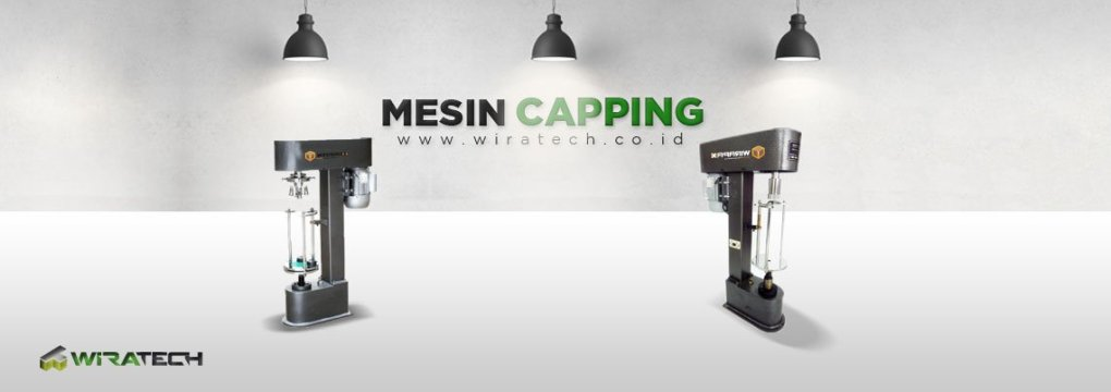 mesin caping wiratech