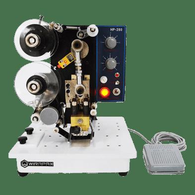 Wirapax Semi-Auto Coding Machine HP-280
