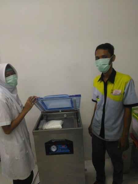 Cendrawasih Pangan Sejahtera, Tangerang, Vacuum Sealer