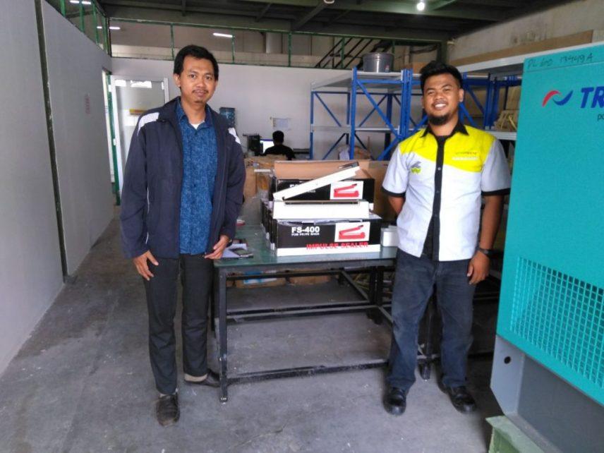 PT. Kwarto, Jakarta Timur, Hand Sealer