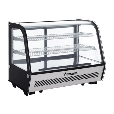 Tabletop Display Cooler RTW-160L