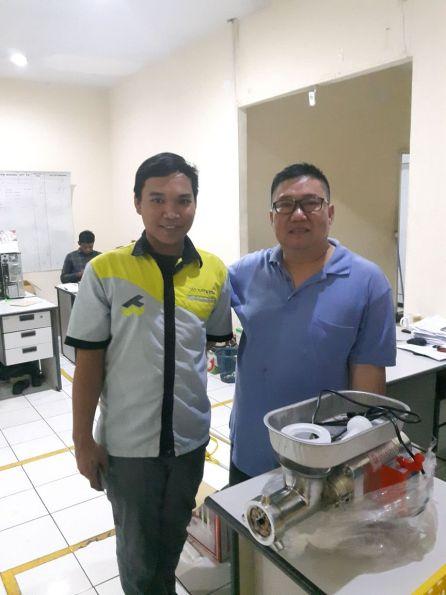 PT Matahari Abadi Pangan Indonesia - Meat grinder 102 AL