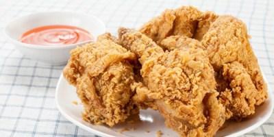 cara membuat ayam crispy